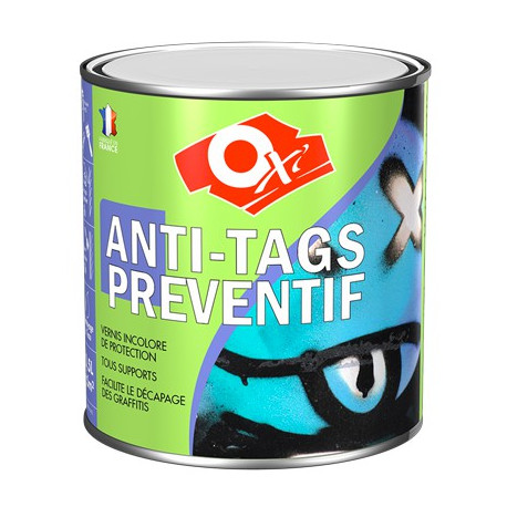 OXI ANTI TAGS PREVENTIF
