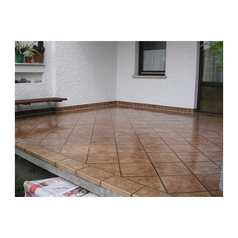 Tanch it carrelage escalier terrasse balcon protection Terrasse carrelage