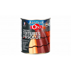 OXI TOITURE ABSOLUE Formule RUSTOL TECHNOLOGY