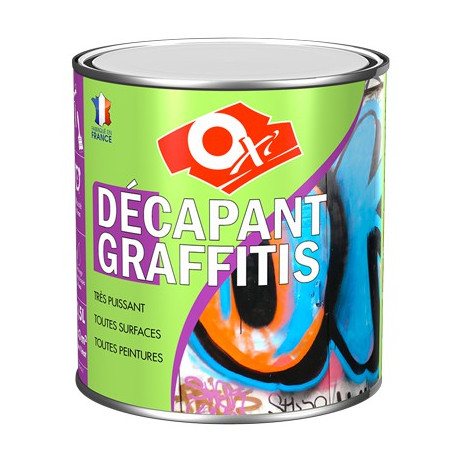 OXI DECAPANT GRAFFITIS