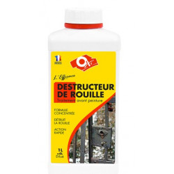 OXI DESTRUCTEUR DE ROUILLE L'EFFICACE